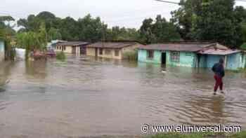 Río Yocoima se desbordó e inundó 696 casas en Upata y El Pao del estado Bolívar - El Universal (Venezuela)