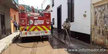 Lluvias en Jalisco: Dañan 44 casas en Ejutla y El Limón - EL INFORMADOR