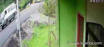 Video: hombre está grave tras ser atropellado por el tren en Limón - Teletica