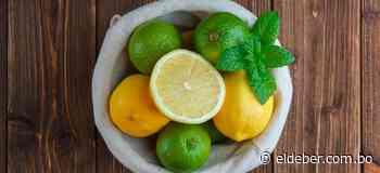 El limón será tu mejor aliado en el hogar - EL DEBER