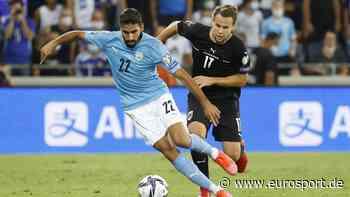 WM-Qualifikation: Österreich blamiert sich in Israel - fünf Gegentore für David Alaba und Co. - Eurosport DE