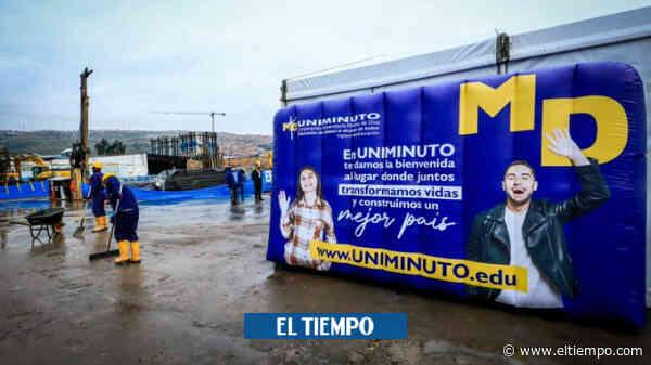 Más educación: ¡Nueva sede de la Universidad Uniminuto en Ciudad Bolívar! - El Tiempo