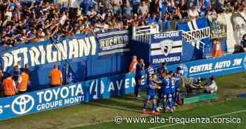 Football (Ligue 2) - Nul frustrant pour le SC Bastia face à Nancy (1-1) - Alta Frequenza