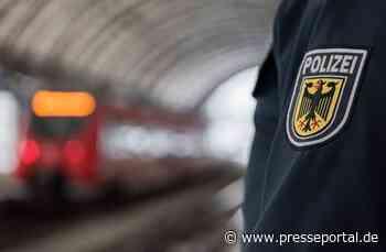 BPOL NRW: Streckensperrung zur Gefahrenabwehr - Bundespolizei löst Technoparty auf - Presseportal.de