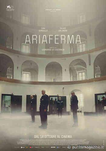 """Raffaele Cardone, Villaricca al Festival di Venezia 78 con """"Aria Ferma"""" - Punto!"""
