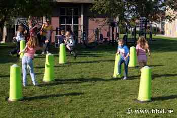 200 kinderen sluiten zomervakantie af tijdens feestnamiddag (Heers) - Het Belang van Limburg Mobile - Het Belang van Limburg