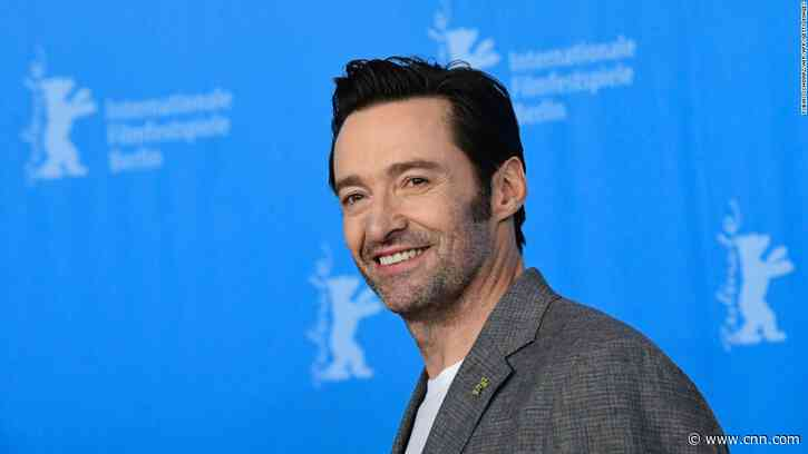 Hugh Jackman says his father died on Australia's Father's Day - CNN
