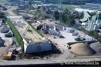 Fraaie luchtbeelden tonen Hoogmolenbrug in aanbouw