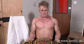WWE: Stars und Legenden feiern Epos Ilja Dragunov vs. WALTER bei NXT TakeOver 36 - SPORT1