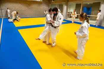Judoschool Fudji Yama kan werking hervatten in gloednieuwe dojo - Het Nieuwsblad