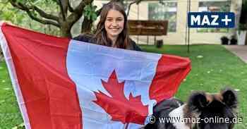 Snowboard fahren und Wale gucken – junge Premnitzerin geht nach Kanada - Märkische Allgemeine Zeitung