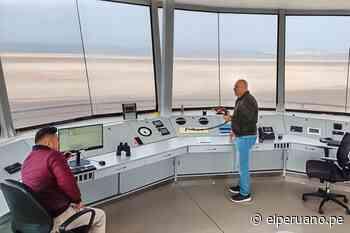 Moquegua: implementan torre de control del aeropuerto de Ilo - El Peruano