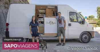 """Projeto """"Travel Inspire"""" dos aventureiros Luís e Andreia visita Palmela. Saiba o que os inspirou neste destino - SAPO Viagens"""