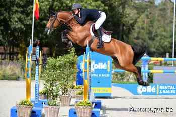 Jos Verlooy ruilt Europese titel jumping in voor bronzen medaille met ploeg - Gazet van Antwerpen