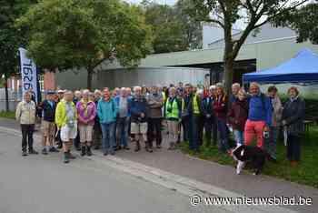 Pasar sluit zomerseizoen af met wandeling door Machelen - Het Nieuwsblad