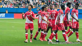 Le onze Casa de Papel des fans de l'AS Monaco - AS Monaco