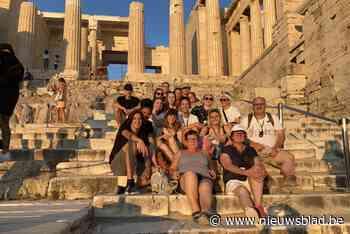 Reis naar Griekenland ondanks vertraging toch mooie afsluiter voor laatstejaars - Het Nieuwsblad