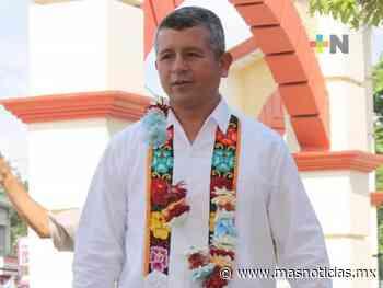 Alcalde de Chinameca dio positivo a COVID-19 - MÁSNOTICIAS