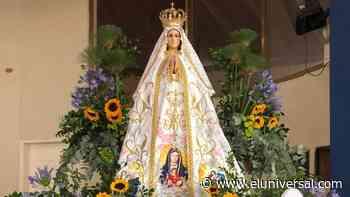 Alcaldía de Lechería declara Día de Jubilo Municipal no laborable este miércoles en honor a la Virgen del Valle - El Universal (Venezuela)
