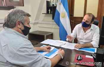 Succurro se reunió con el Director Nacional de Lechería - Veradia.com