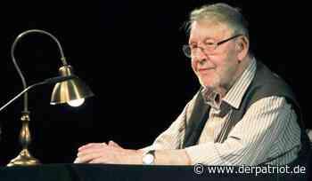 Günter Lamprecht eröffnet Wortfestival in Lippstadt - Der Patriot Lippstädter Zeitung