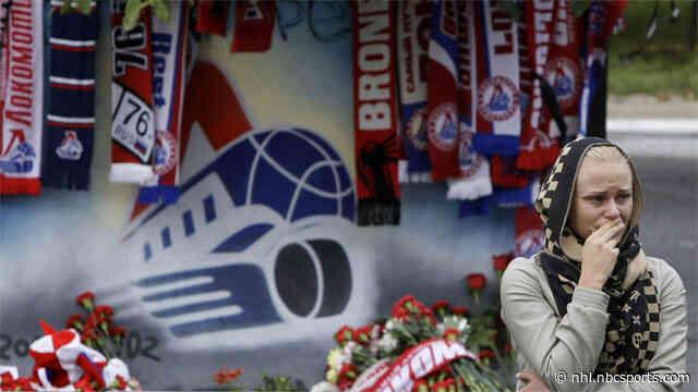 PHT Morning Skate: Remembering Lokomotiv Yaroslavl - NHL