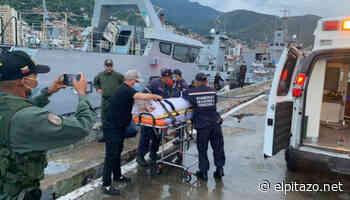 Higuerote | Autoridades identifican a mujer fallecida tras rescate de familia en altamar - El Pitazo