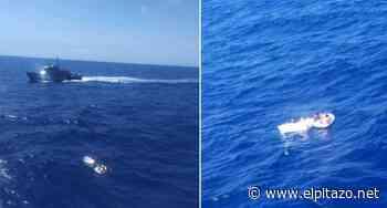 Higuerote | Autoridades rescatan en altamar a cuatro miembros de la familia desaparecida - El Pitazo