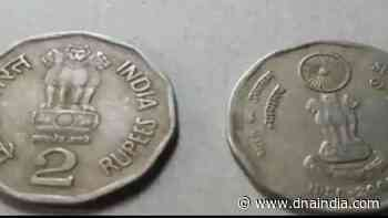 Now, you can sell old Rs 2 coin to earn up to Rs 5 lakhs - Here's how - DNA India