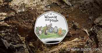 The 'Winnie the Pooh' & Friends 50p Commemorative Coin Will Give You Major Nostalgia - Bustle