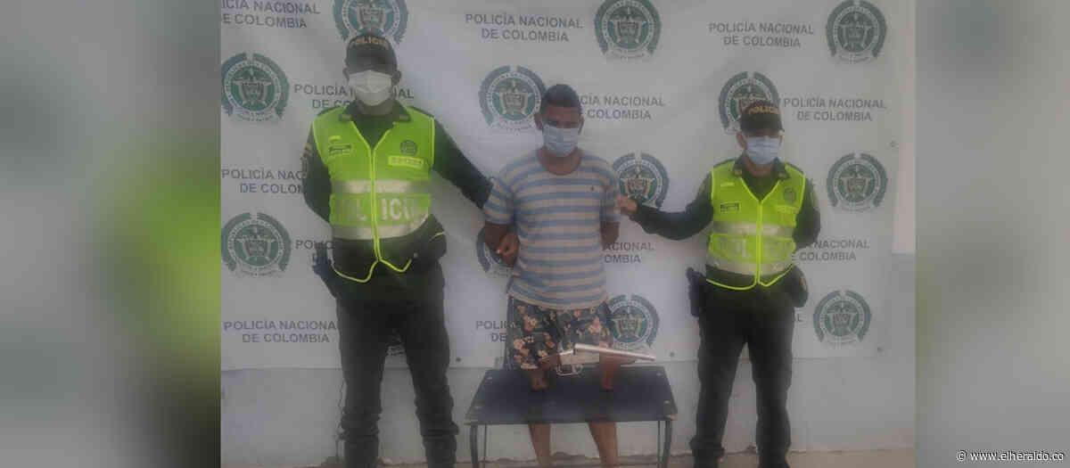 Capturan a hombre que asesinó a su pareja a bala en Sitionuevo, Magdalena - El Heraldo (Colombia)