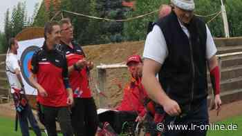Bogenschießen in Spremberg: Bogensport macht bis ins hohe Alter Spaß - Lausitzer Rundschau