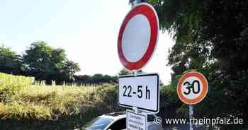 Zufahrt zu Naturschutzgebiet soll stärker reguliert werden - Deidesheim - Rheinpfalz.de