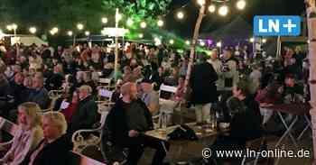 Bad Schwartau: Musik-Festival im Kurpark mit 10 000 Besuchern - Lübecker Nachrichten
