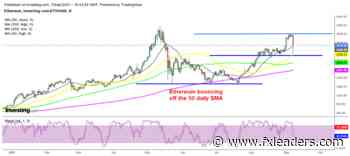 Litecoin LTC Looses 30%, Ethereum ETH Falls to $3000 But MAs Hold - FX Leaders