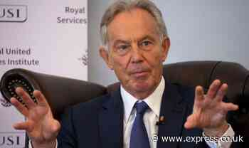 What is Tony Blair's 15% wealth tax? Plan to tax YOUR assets to pay for social care - Express