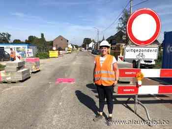 Herinrichting Tongerseweg Maastricht veroorzaakt ongenoegen... (Riemst) - Het Nieuwsblad