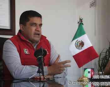 LXV Legislatura, con ánimo para trabajar: Valera - Criterio Hidalgo