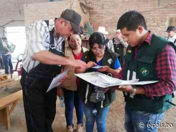 Senasag certifica producción lechera en el municipio de Villamontes - El País