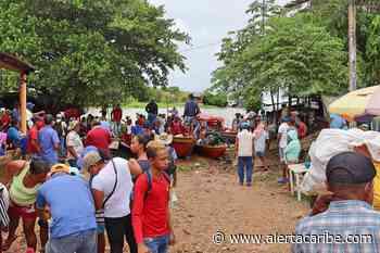 Inundaciones del río Cauca afectan al perímetro urbano de Ayapel (Córdoba) - Alerta Caribe