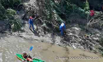 Encuentran cuerpo del menor desaparecido en el río Manzanares - Opinion Caribe