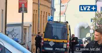 Delitzsch: Polizei findet selbstgebastelten Sprengstoff in zwei Wohnhäusern - Leipziger Volkszeitung