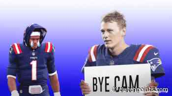 Patriots news: Mac Jones honest on Cam Newton after New England exit - ClutchPoints