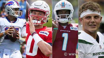 Cam Newton release ushers in new era for AFC East quarterbacks - Fox News
