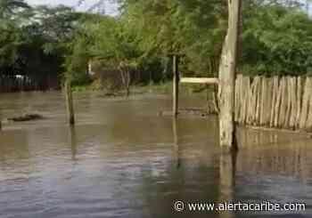 Desbordamiento de río Garupal afectó a más de 70 personas en zona rural de Valledupar - Alerta Caribe
