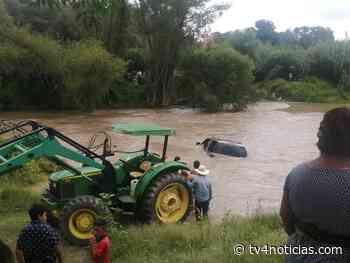 Autoridades vigilan inundaciones en San Miguel de Allende - TV4 Noticias