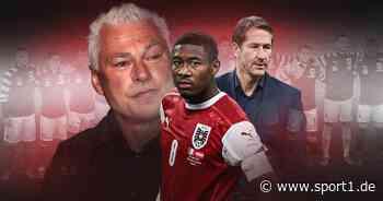 WM-Quali: Toni Polster kritisiert David Alaba und Franco Foda nach Österreich-Pleite - SPORT1