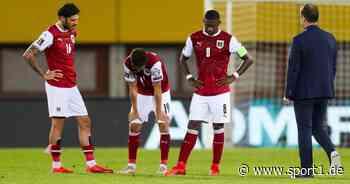 WM-Quali: Österreich mit David Alaba unterliegt Schottland - SPORT1