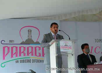 Paracho tendrá un Gobierno diferente: Eric René Padilla Andrés - Cambio de Michoacán