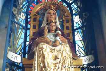 Por segundo año consecutivo la peregrinación de la Virgen de Coromoto en Guanare será virtual - El Nacional